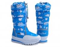 Сапоги детские KB311BL Blau KING BOOTS