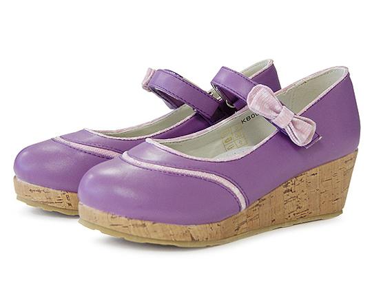 Туфли летние для девочек KING BOOTS KB0014 Lila